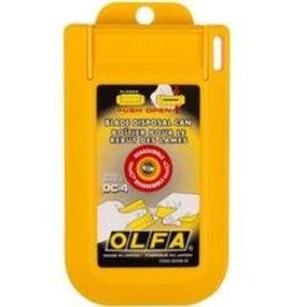 OLFA Safety Blade Disposal Case