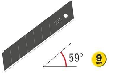 OFLA 25mm Snap-Off Blades 150-HBB-5B