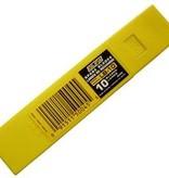 OLFA Standaard Abreekmesjes 120-LB-10