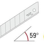 OLFA 18mm Silver Snap-Off Blades 120-LB-10