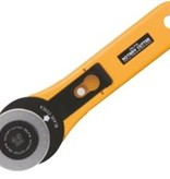 OLFA® 45mm Straight Handle Rotary Cutter 100-RTY-2G