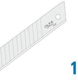OLFA 18mm Doppelsegmente Hochleistungs-Snap-off Klinge