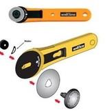 OLFA® 28mm Gerader Handgriffschneider 100-RTY-1/G