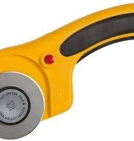OLFA 60mm Deluxe Handle Rotary Cutter