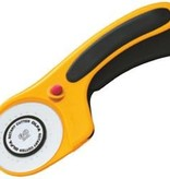 OLFA 60mm Deluxe Handle Rotary Cutter 100-RTY-3DX
