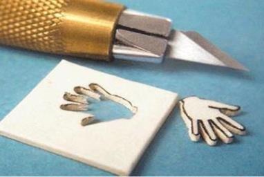 OLFA Art Knife 100-AK-3