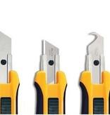 OLFA Fiberglass Reinforced 5-Position Auto-Lock Utility Knife 100-UTC-1