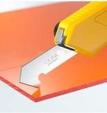 OLFA® Olfa Plastic/Laminate Cutter Heavy-Duty 100-PC-L