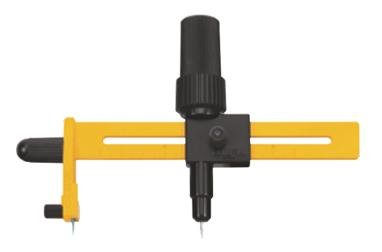 OLFA Ratchet Compass Circle Cutter 1.6 to 22cm 100-CMP-1/DX