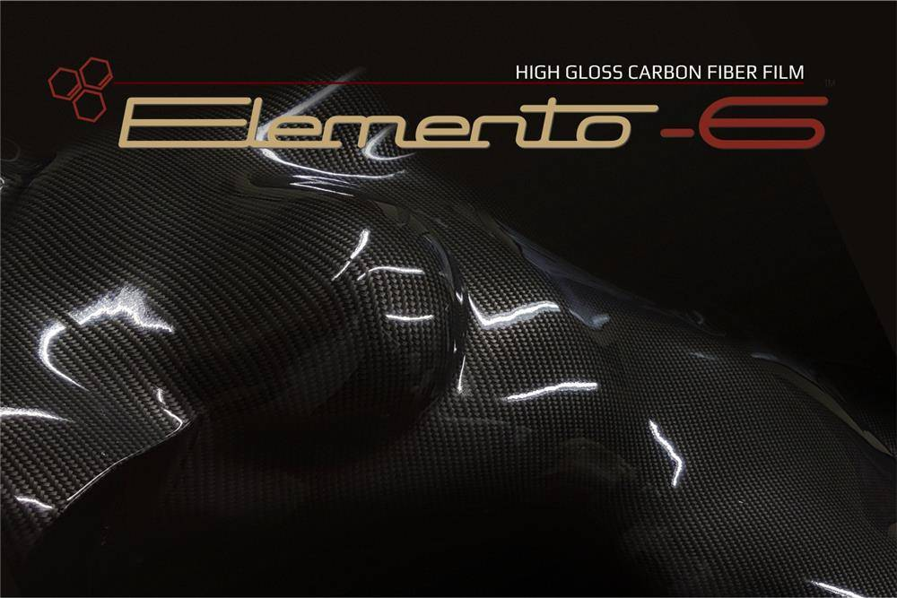 ELEMENTO-6 Carbon Fibre