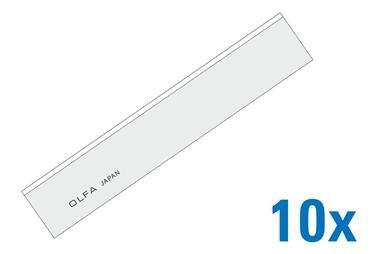 OLFA 100mm Dual Edge Scraper Klingen 120-BS-10B