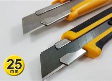 25mm Messer