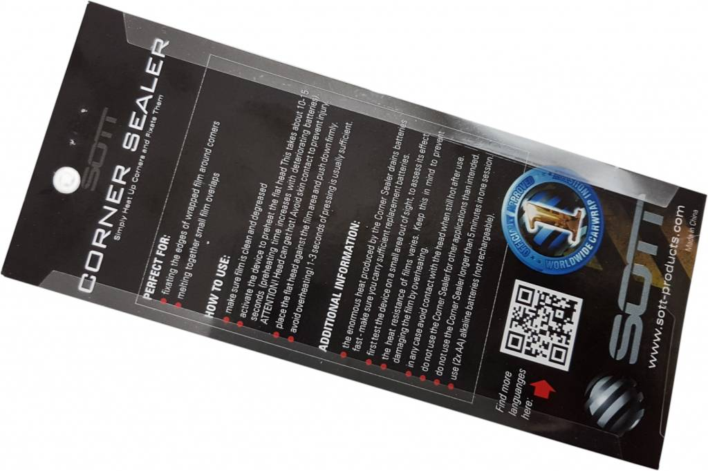 CORNER SEALER 400-CS01