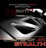 ELEMENTO-6 -STEALTH Carbon Fiber