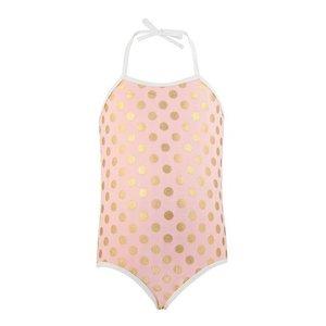 UV Badpak voor meisjes - Ballet Dots - Snapper Rock