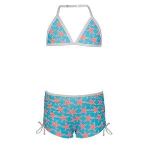 UV werende zwemshort met bikini voor meisjes Zeester - Snapper Rock
