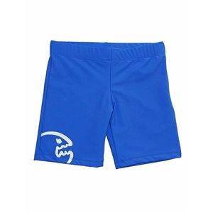 Zwemshort UV werend kinderen blauw - IQ-UV