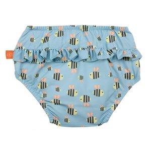 Zwemluier voor meisjes met bijtjes - Lässig