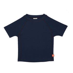 UV werend shirt kort mouwen donker blauw - Lässig