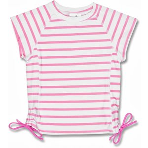 UV Shirt 'Pink Stripe' - Snapper Rock