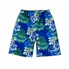 Surfshort Jungle Blue - Squids Sunwear