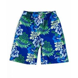 Surfshort Jungle Blue- Squids Sunwear