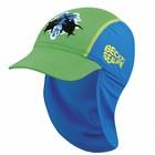 UV-petje Sealife groen (3-7jr) - Beco
