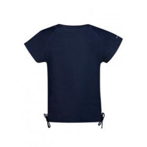 UV werend shirt meisje donkerblauw - Snapper Rock