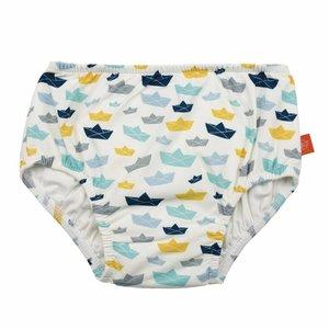 Zwemluier jongen paper boat - Lässig