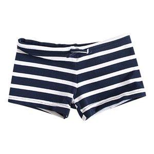 UV-zwemshort Blauw/Wit - Lily Balou