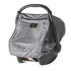 SnoozeShade Deluxe voor baby-autostoeltjes