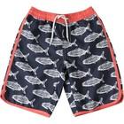 UV Boardshort 'Hampton Fish' - Snapper Rock
