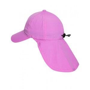 IQ-UV UV pet met nekbescherming kinderen roze - IQ-UV