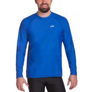 IQ-UV UV werend shirt - heren - blauw - IQ-UV