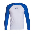 IQ-UV UV werend shirt - heren - wit - IQ-UV