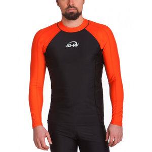 IQ-UV UV werend shirt - heren - zwart - IQ-UV