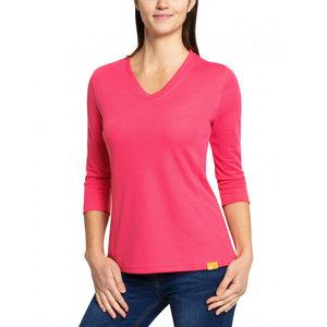IQ-UV UV Werend Dames shirt - roze - IQ-UV