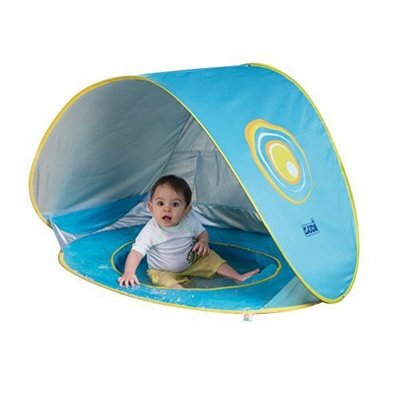 Ludi Baby multifunctioneel bad/UV-tent- Ludi