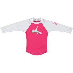 UV shirt ´Boulders Beach´ strawberry roze - Sonpakkie