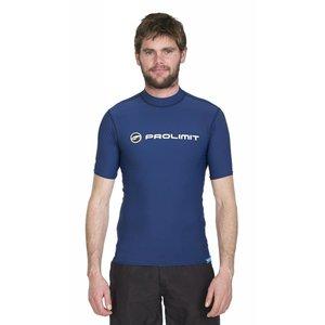 UV Rashguard Heren Blauw - Prolimit