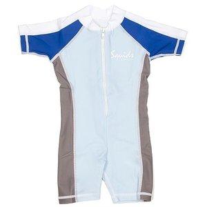 UV-baby zwempak Coconut Blue - Squids Sunwear