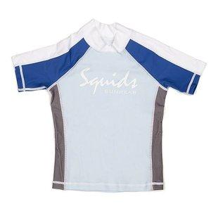 UV-Shirt Coconut Blue - Squids Sunwear