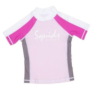 UV-Shirt Coconut Pink - Squids Sunwear