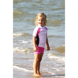 UV Zwemshort Baby Pink - Squids Sunwear