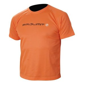 UV werend t-shirt Oranje - Prolimit