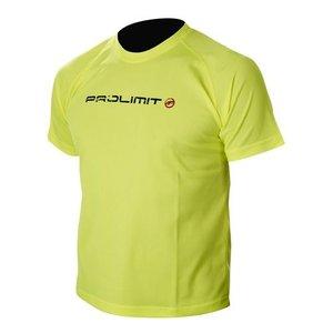 UV werend t-shirt Geel - Prolimit