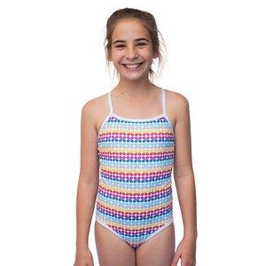 UV Zwempak Rainbow Geo - Sandy Feet