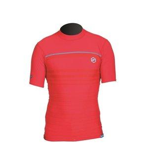 UV Zwemshirt Heren Stripe Rood - Prolimit