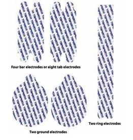 Cadwell Eén-patiënt-oppervlakelektrodepakket