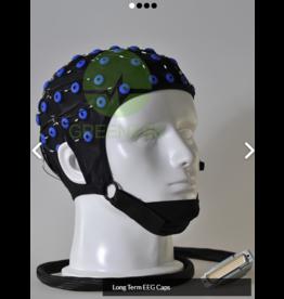 Greentek EEG cap for 24h registration